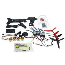 RC Drone Quadrocopter 4-axis Aircraft Kit 300mm Frame GPS APM 2.8 No TX F11859-G