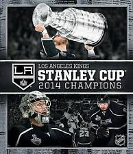 LOS ANGELES KINGS STANLEY CUP 2014 CHAMPIONS New Sealed Blu-ray