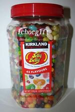 Jelly Belly Original Gourmet Jelly Bean Assorted Flavors 1.8kg jar