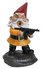 Angry Garden Gnome