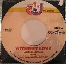 Various - Without Love (2007)  Vinyl LP  NEW/SEALED  SPEEDYPOST