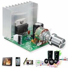 AC/DC 12V 2A TDA7297 Digital Audio Amplifier Board Dual-Channel 15W+15W Module