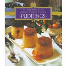 Puddings and Cobblers (Cordon Bleu Home Collection)