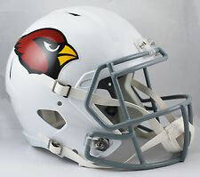 Arizona Cardinals NFL Riddell FULL SIZE REPLICA SPEED Helmet