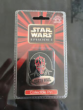 COLLECTIBLE PIN Star Wars: EPISODE I Darth Maul size - 4.5 x 3.5 cm + SEALED