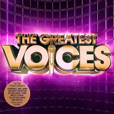 VARIOUS ARTISTS - THE GREATEST VOICES: 3CD SET (March 31st 2014)