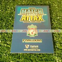 08/09 MATCH ATTAX EXTRA LIMITED EDITION OR HUNDRED CLUB LTD 100 2008 2009