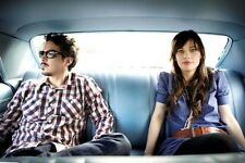 She And Him Zooey Deschanel & M. Ward Poster 11x17 mini poster