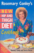 Rosemary Conley's New Hip and Thigh Diet Cookbook, Rosemary Conley, Patricia Bou