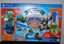 SKYLANDERS TRAP TEAM PS4 VIDEO GAME STARTER PACK PLAYSTATION 4 GAMES SKYLANDER
