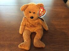 TY FUZZ Beanie Babie with multiple errors. Retired. Rare!  Style #4237.