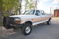 1997 Ford F-350 Base Crew Cab Pickup 4-Door