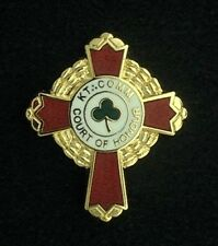 Knight Commander Court of Honour Lapel Pin (KCCH-1)