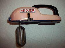 Blech MIXER-mechanisch-Japan-Kinder-Puppenküche-Blechmixer