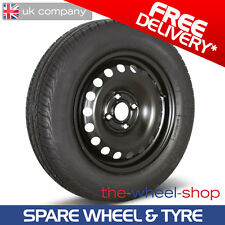 """15"""" Nissan Micra 2003 -2011 Full Size Spare Wheel & Tyre - Free Delivery"""
