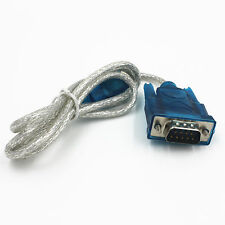 USB 2.0 to RS232 Serial Port 9 Pin DB9 Cable Serial COM Port Adapter Convertor