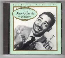 (GZ74) Dizzy Gillespie, Best Of Jazz - 1999 CD