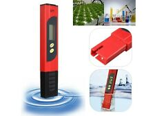 Pocket Digital PH Meter Pen ,Auto calibration No Screwdriver Required