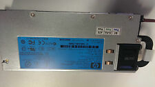 HP 460 vatios HP PSU ProLiant g6 g7 503296-b21 511777-001 499250-001 Power Supply