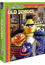 SESAME STREET - OLD SCHOOL - 1974/1975 VOLUME 2 - DVD - REGION 2 UK