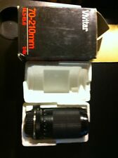 Vivitar 70-210 mm F/4.5.-5.6 AF Lens For Minolta M/MD