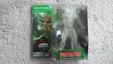 "McFARLANE MOVIE MANIACS STEALTH PREDATOR CLUB EXCLUSIVE  6"" FIGURE NEW! SEALED!"