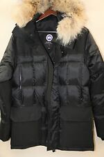 Canada Goose Callaghan Fur Trim Down Parka Size S  RETAIL $1150