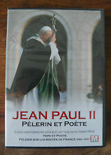 **DVD JEAN-PAUL 2, PÈLERIN ET POÈTE, 2 DOCUMENTAIRES INEDITS** neuf..
