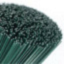 FLORIST GREEN STUB WIRE 12 inch/20 swg approx 140 wires