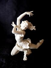 "HUTSCHENREUTHER Germany ""THE FINALE"" Posing Dancer FIGURINE by K Tutter"