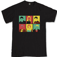 BUFFY THE VAMPIRE SLAYER pop art T-shirt S M L XL 2XL 3XL tv serries horror