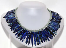 limited edition, hand made fine jewelry, collector, necklace, bold, unusual,gift