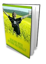""" Dealing With Asthma Naturally "" Ebook - PDF - Triggers Treatment Homeopathic"