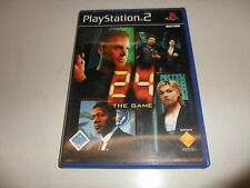 PlayStation 2 PS 2 24-The Game
