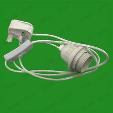 Edison Screw Plug In Light Kit ES E27 Light Lamp Fitting