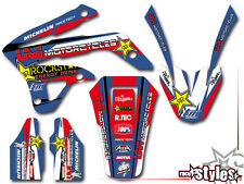 TM RACING DECORO 85 125 300 450 530 MX EN SMM SMR SMX FULL DECALS KIT ADESIVI