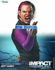 TNA PROMO JEFF HARDY WRESTLING 8x10 PHOTO P-21 IMPACT WWE