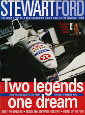 Stewart Ford Two Legends - One Dream  The inside story of a new Grand Prix Team