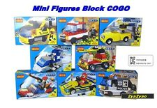 Mini Figures Compatible  LEGO  Blocks Building Toys Gift Kids Assembled COGO