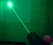 New Stable 150mw green Laser module with Focusing/light matches 3.7V