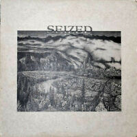 "Seized / Ire - Split 12"" RARE AND SOLD OUT"