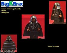 CLOAK Custom Printed Lego Minifigure Marvel NO Decals Used!
