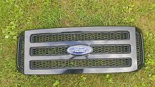 05 06 07 Ford Superduty black Grille Grill F250 F350 F450 & Excursion 05 Only
