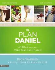El plan Daniel - gua de estudio: 40 das hacia una vida ms saludable The Daniel