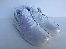 NIKE  AIR MAX THEA PRM ID (872969-992)WHITE IRIDESCENT Women's Sz 11