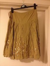 TK Maxx New Skirt With Sequin Detail