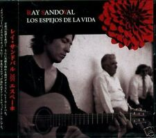 RAY SANDOVAL - LOS ESPEJOS DE LA VIDA - Japan CD - NEW