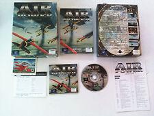 Air power (simulateur de vol) PC Big box carton Anglais