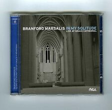 CD BRANFORD MARSALIS IN MY SOLITUDE LIVE AT GRACE CATHEDRAL