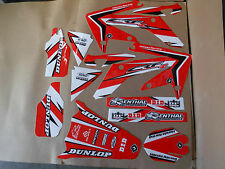 FLU HONDA  PTS2 TEAM GRAPHICS CRF250R  2004 2005 2006 2007 2008 2009